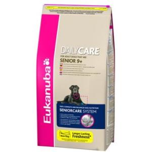 Eukanuba Daily Care Senior 9 Plus 12 kg