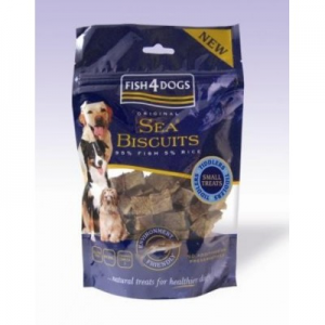 Fish4Dogs Sea Biscuits Tiddlers 100 g