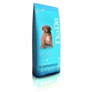 DaDo Puppy Large Breed Ocean Fish & Rice 3 x 12 kg