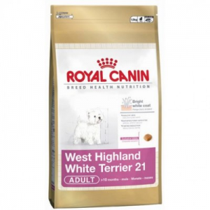 Royal Canin West Highland White Terrier 21 Adult 3 kg