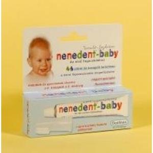 Nenedent baby fogkefe fogkrém