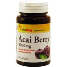 VitaKing Acai Berry kapszula 60 db táplálékkiegészítő
