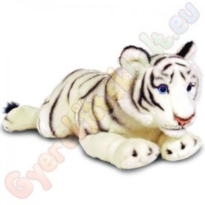 Keel Toys Plüss fehér tigris 100cm