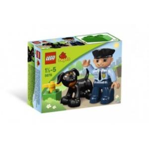 LEGO Duplo - Rendőr 5678