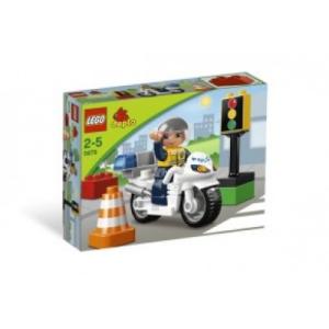 LEGO Duplo - Rendőrkerékpár 5679