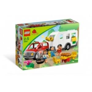 LEGO Duplo - Lakókocsi 5655