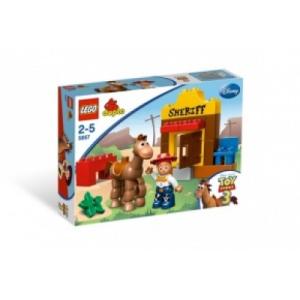 LEGO Duplo - Toy Story Jessie őrjárata 5657