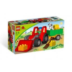LEGO Duplo - Nagy traktor 5647