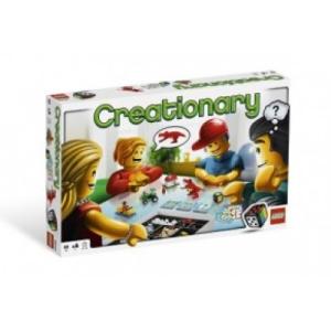 LEGO Creationary társasjáték 3844