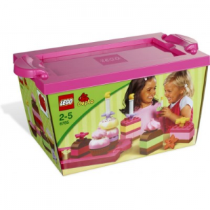 LEGO Duplo - Kreatív sütemények 6785