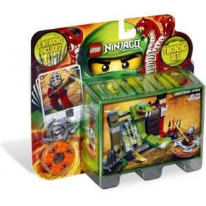 LEGO Ninjago - Kiképzőkészlet 9558
