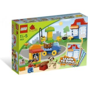 LEGO Duplo - Első építésem 4631