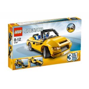 LEGO Creator - Vagány járgány 5767