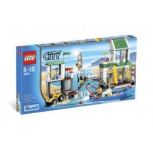 LEGO 4644 Kishajó kikötő