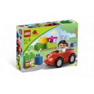 LEGO Duplo - Az ápolónő autója 5793