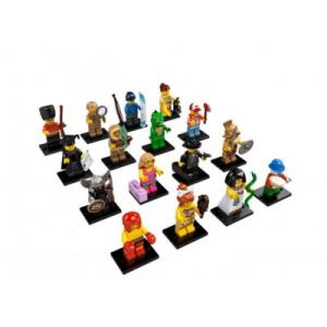 LEGO Minifigurák 5. sorozat 8805