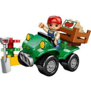 LEGO DUPLO: Kis négykerekű