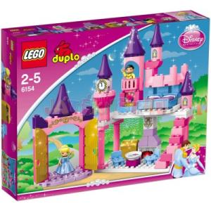 LEGO Duplo - Hamupipőke kastélya 6154