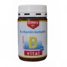 Dr Herz B-komplex kapszula vitamin