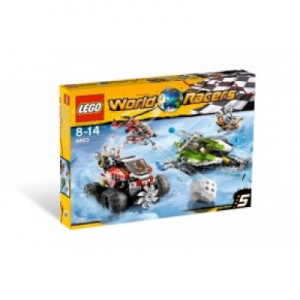 LEGO World Racers - Vad hóvihar 8863