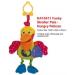 K's Kids Csíptethető Figura - Éhes pelikán