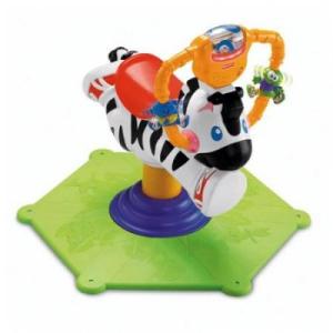 Fisher Price Fisher Price Hipp Hopp Ugráló Zebra