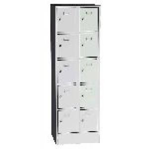 K2463/10 10 ajtós értékmegőrző szekrény