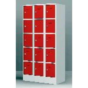 K2463/15 15 ajtós értékmegőrző szekrény