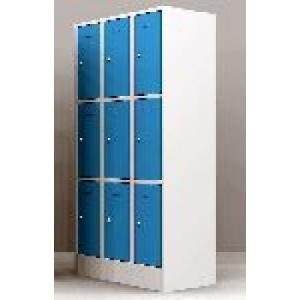 K2463/9 9 ajtós értékmegőrző szekrény