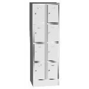 K2463/8 8 ajtós értékmegőrző szekrény