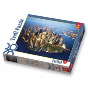 Trefl Puzzle New York 1000 db