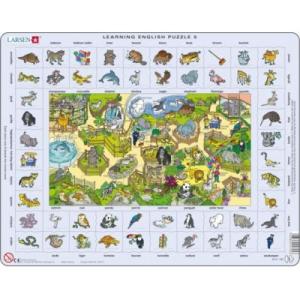 Larsen Tanuljunk angolul! 5: az állatkertben EN5 70 db