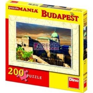 Puzzlemania 200 db Budapest – Budai vár
