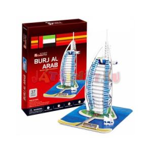 Shantou Burj Al Arab 37 db-os 3D puzzle