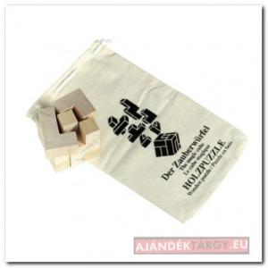 Fa Fa puzzle vászon zsákban