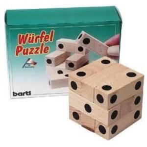 Mini kocka-puzzle