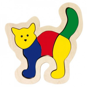 Goki Fa kirakó - Cica
