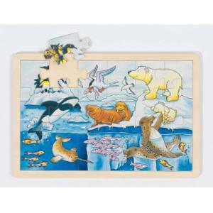 Goki Sarkvidéki állatok 24 db