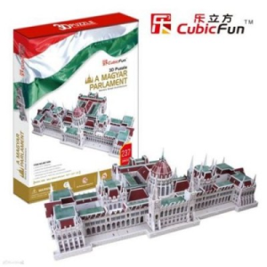 Magyar 3D puzzle - A Magyar Parlament