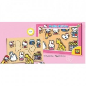 Hello Kitty Fa-puzzle