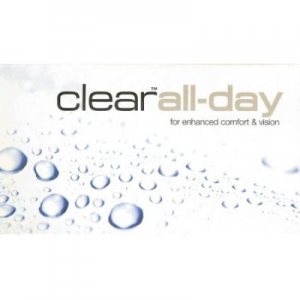 ClearLab Clear All-Day (6 db lencse)