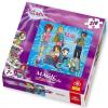 Trefl 3D Puzzle 210 db-os - Witch - Trefl