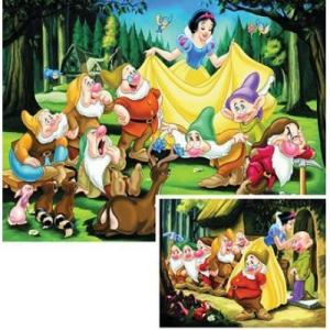 Ravensburger Princess Hófehérke 2*20db-os puzzle