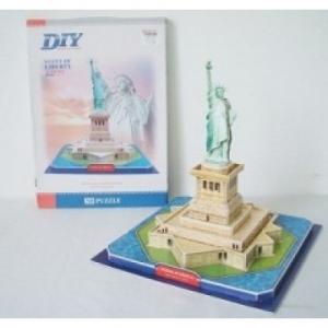 DIY 3D Puzzle - Szabadságszobor