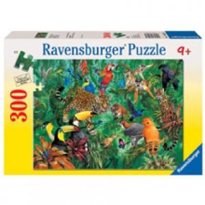 Ravensburger Dzsungel Puzzle (300 db)