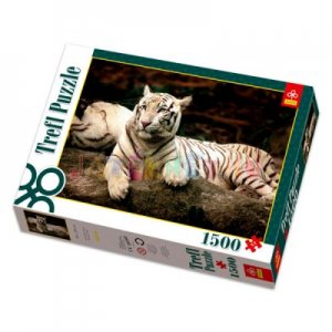 Trefl Bengáli tigrisek 1500 db-os puzzle