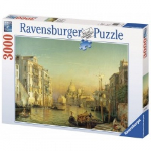 Ravensburger Puzzle - Canale Grande 3000 db