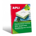 APLI Etikett papír