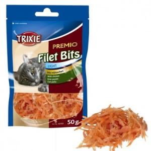 Trixie Premio Filet Bits Light 50 g (TRX42701)