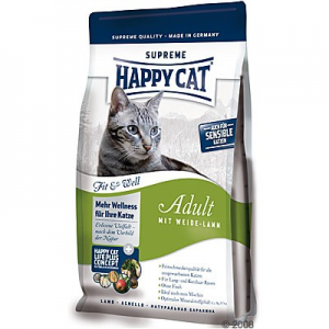 Happy Cat FIT&WELL ADULT Bárány